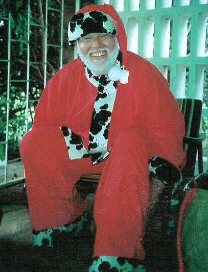 Various Santa