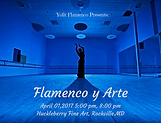 Flamenco y Arte April 01 2017