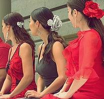 Yolit flamenco performing at Smithsonian DC