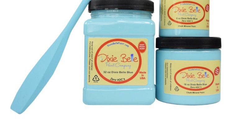 Dixie Belle Blue by  Dixie Belle Chalk Mineral Paint