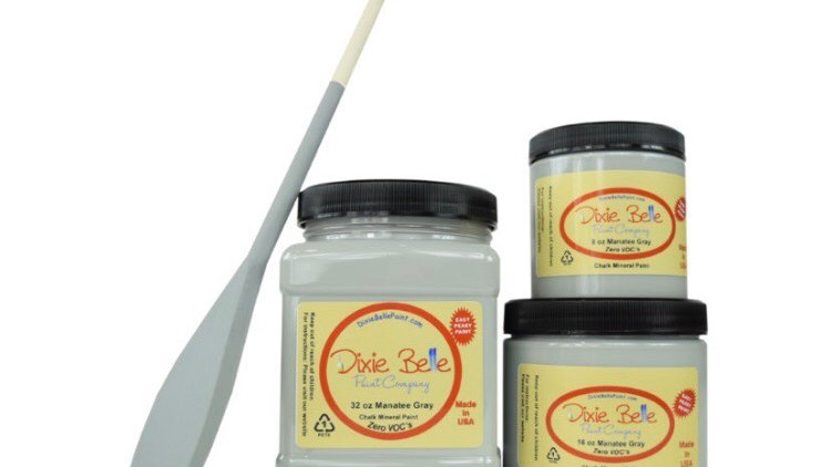 Manatee Gray Dixie Belle Chalk Mineral Paint