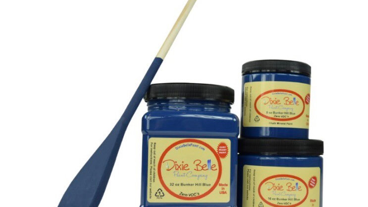 Bunkerhill Blue Dixie Belle Chalk Mineral Paint