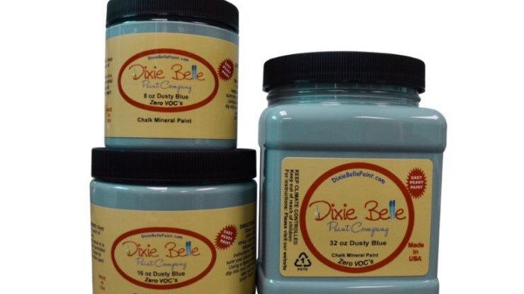 Dusty Blue Dixie Belle Chalk Mineral Paint