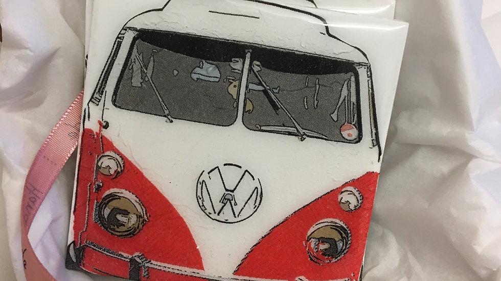 Volkswagen Coasters set of 4