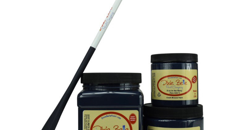 In The Navy Dixie Belle Chalk Mineral Paint