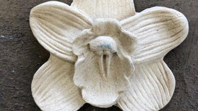 WoodUbend  petal flower code 0347 approx size 4.9x4.8cm