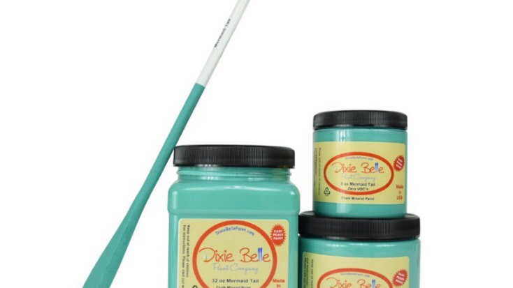 Mermaid Tail by Dixie Belle Chalk Mineral Paint