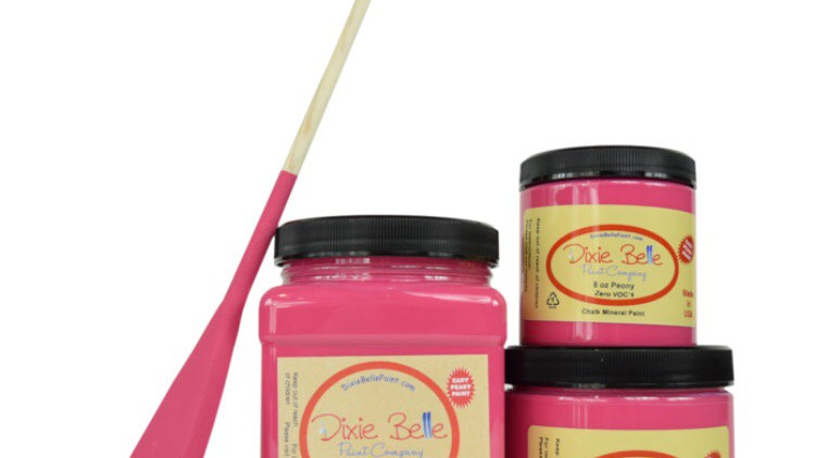Peony Dixie Belle Chalk Mineral Paint