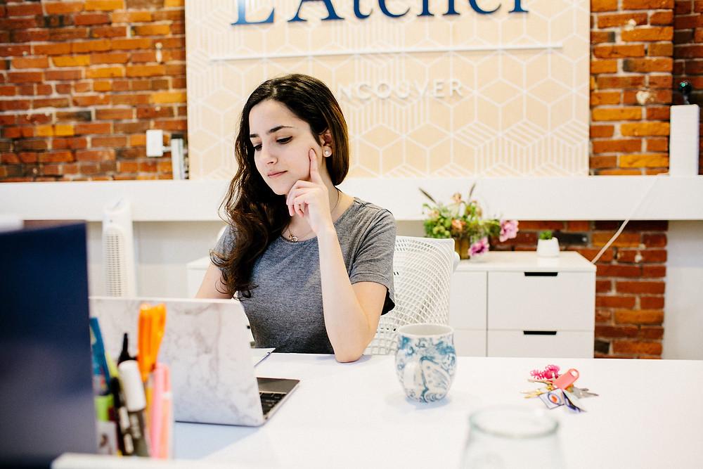 L'Atelier Vancouver Coworking
