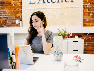 L'Atelier Vancouver: the budding community brand in a Brix & Mortar