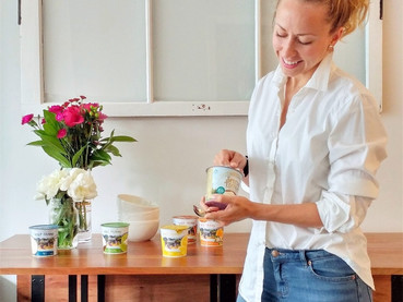 Brand love w. Tree Island Gourmet Yogurt