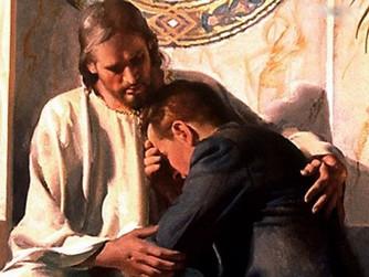 Jesus, Lift My Load of Guilt!