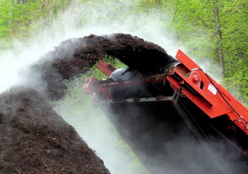 compost como fertilizante