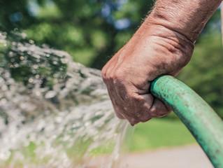 Características del agua de riego