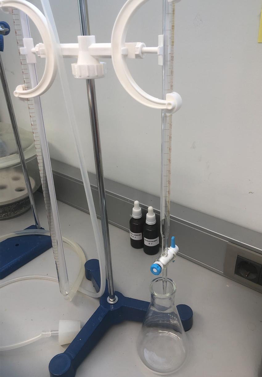 equipo ácido-base