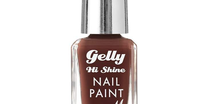 Barry M Gelly Nail Paint Cappuccino