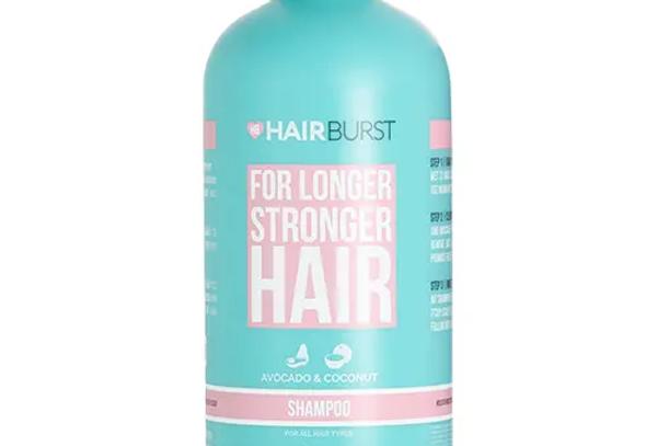 Hairburst Shampoo For Longer stronger Hair 350 ml