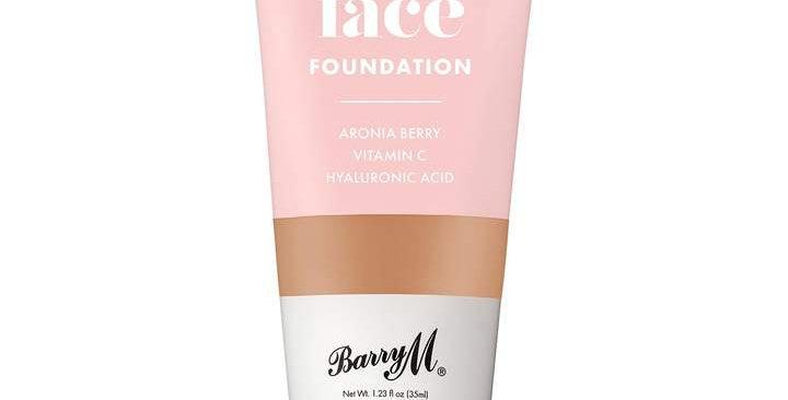 Barry M Fresh Face Liquid Foundation 12
