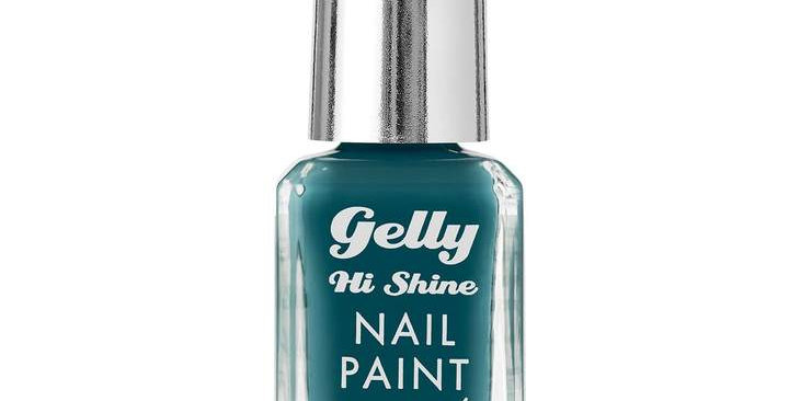 Barry M Gelly Nail Paint Huckleberry