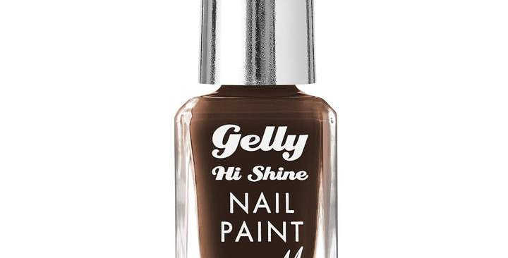Barry M Gelly Nail Paint Espresso