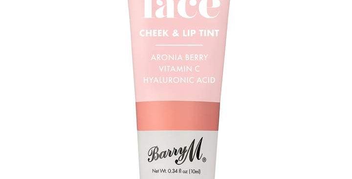 Barry M Fresh Face Cheek & Lip Tint Peach Glow
