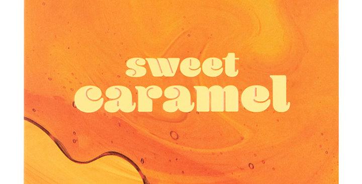 Barry M Sweet Caramel Eyeshadow Palette Sweet Caramel
