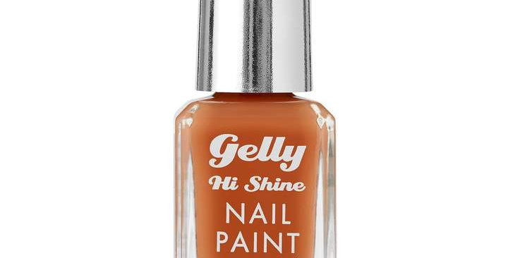 Barry M Gelly Nail Paint Apricot Tart