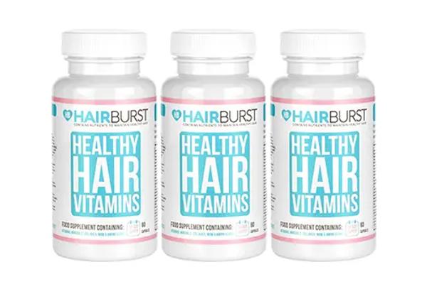 Hairburst Healthy Hair Vitamins 3X60st