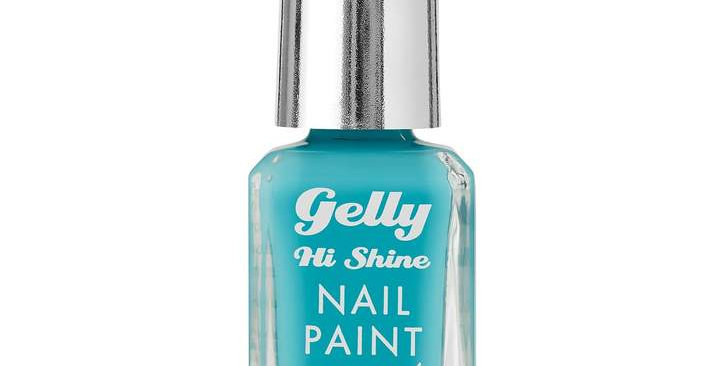 Barry M Gelly Nail Paint Berry Pie