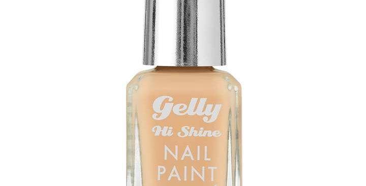 Barry M Gelly Nail Paint Vanilla Slice