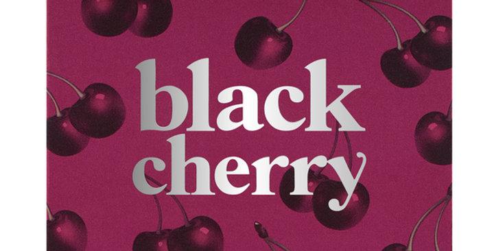 Barry M Black Cherry Eyeshadow Palette Black Cherry