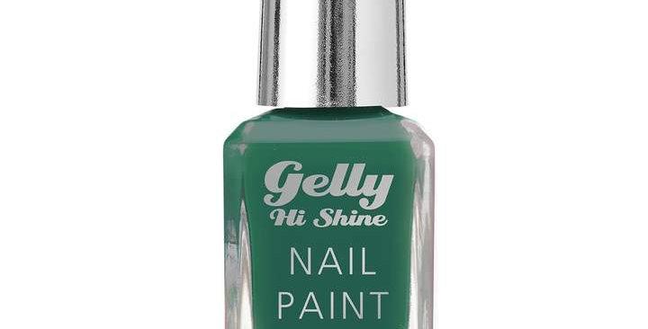 Barry M Gelly Hi Shine Nail Paint Jalapeño