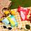 Thumbnail: WooWoo Cranberry & Aloe Vera Initmate Wipes 20st