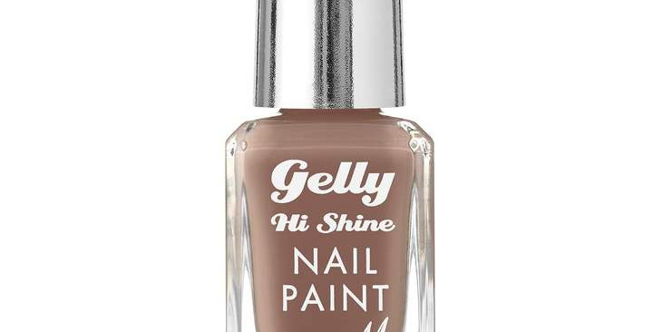 Barry M Gelly Nail Paint Tiramisu