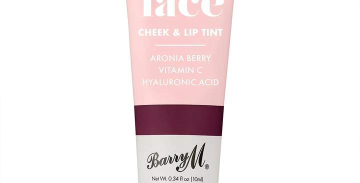 Barry M Fresh Face Cheek and Lip Tint Orchid Crush