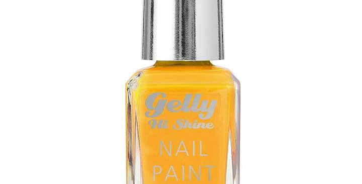 Barry M Gelly Hi Shine Nail Paint Pineapple Punch