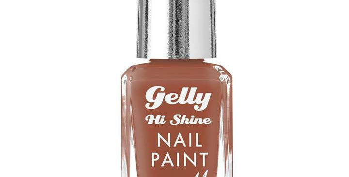Barry M Gelly Nail Paint Chai Latte