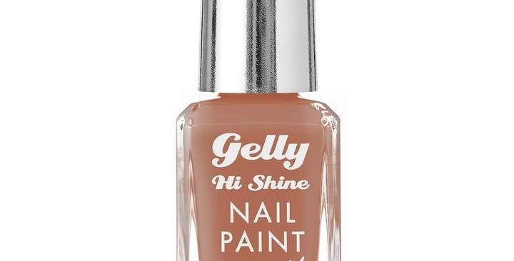 Barry M Gelly Nail Paint Café au Lait