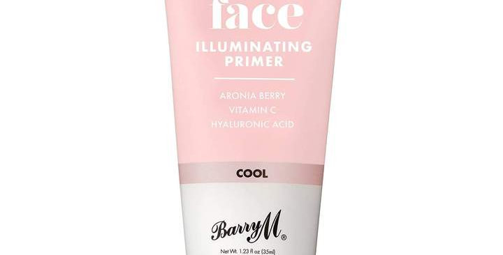 Barry M Fresh Face Illuminating Primer Cool