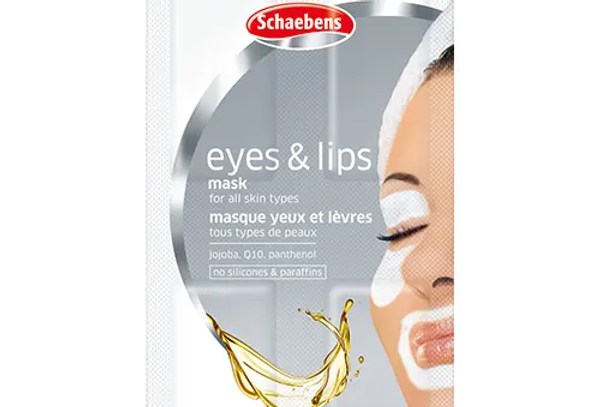 Schaebens Eyes & Lips Mask