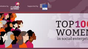 Our Founder Furkan Karayel Among Top 100 Women in Social Enterprise