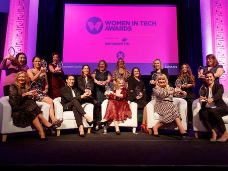 [Gallery] Here are the Women in Tech Award Winners