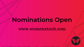 Women in Tech Awards Dublin is Open for Nominations