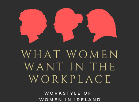 What do Women Want in the Workplace? [Infographic]