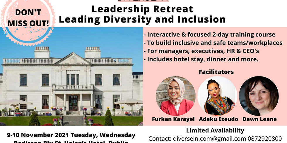 Leadership Retreat: Leading Diversity and Inclusion