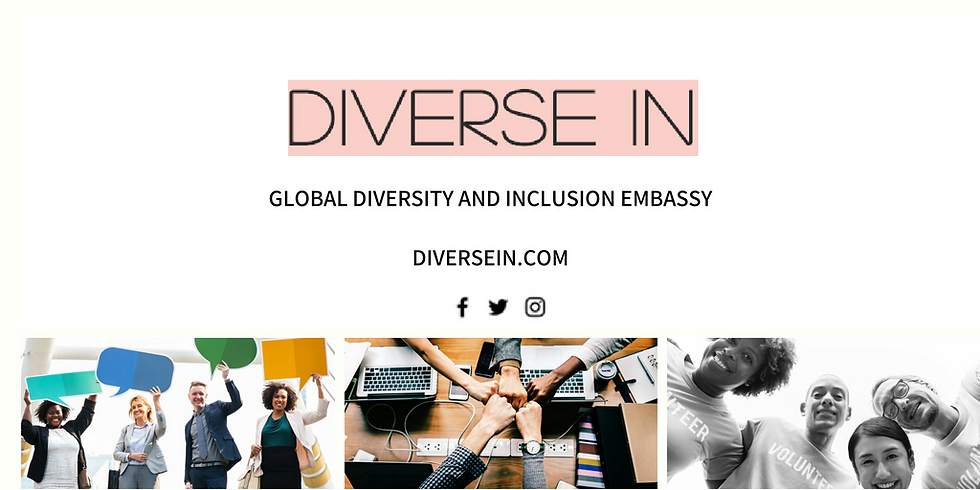 Diversein.com:Global Diversity and Inclusion Embassy Launch Event