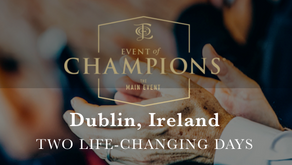 Meet The Champions in Dublin