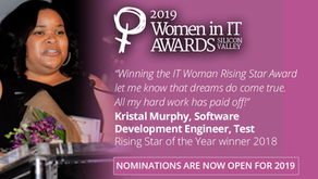 Last Call to Nominate Your Female Tech Leader for Women in IT Awards in San Francisco