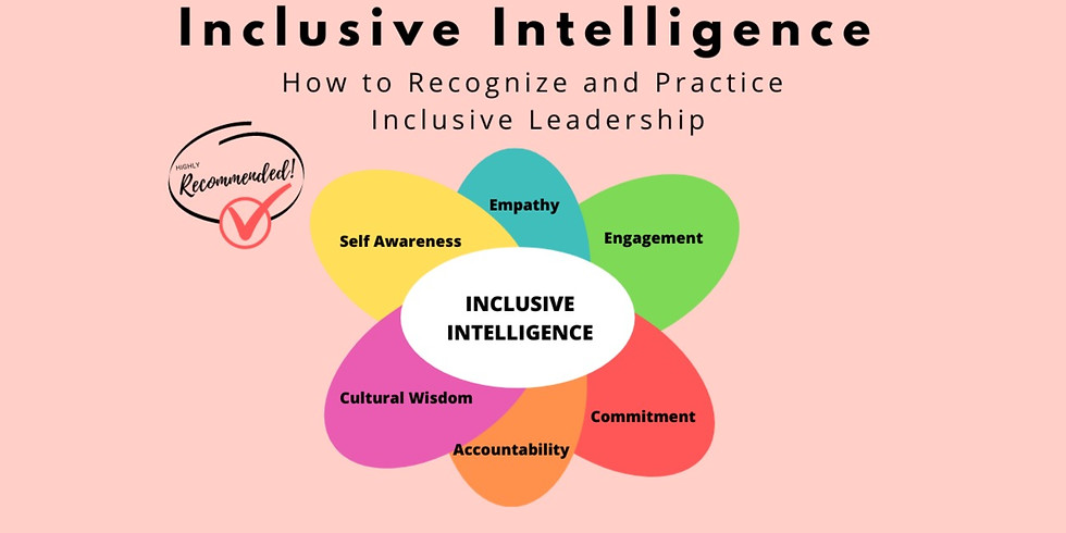 Launch Event and Webinar: Inclusive Intelligence