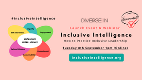 Diversein Launches a New Online Course Inclusive Intelligence: a New Way to Happy Workplace Cultures